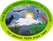The Magic Birding and Bird Photo Circuit of Ecuador Logo