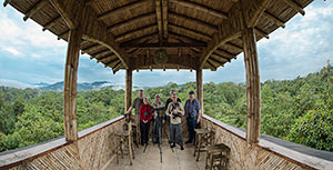 San Jorge Eco lodge Milpe Canopy Tower